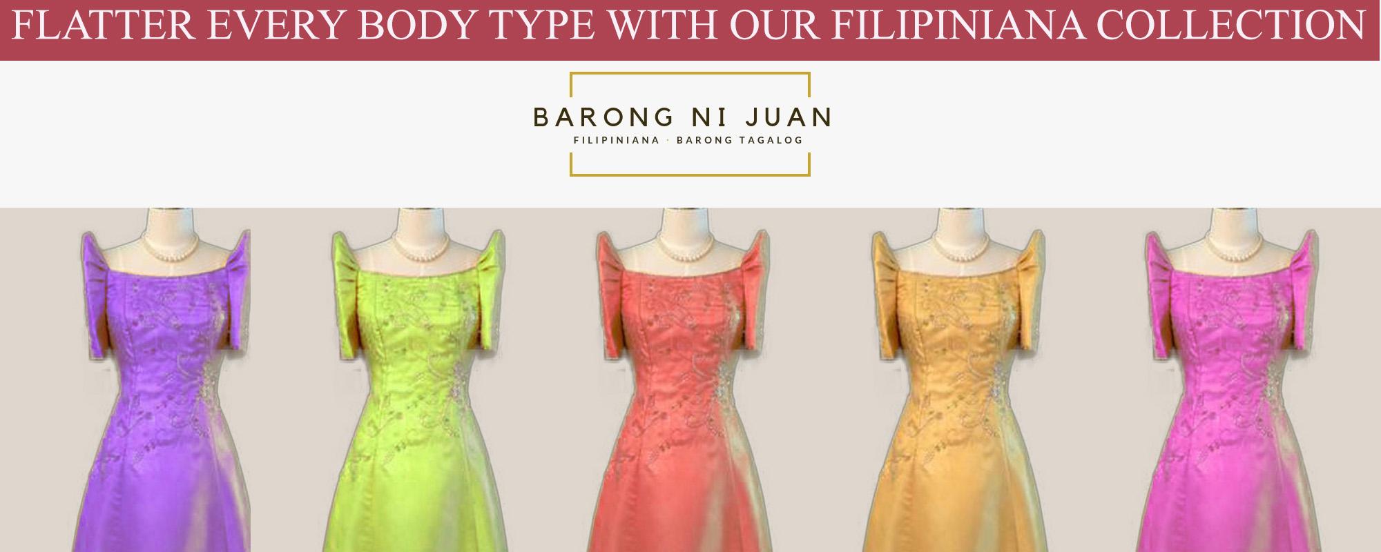 Jannamoda Garments Manufacturer And Distributor Of Barong Tagalog Filipiniana Gowns Wedding Attires Company Shirts And Uniforms